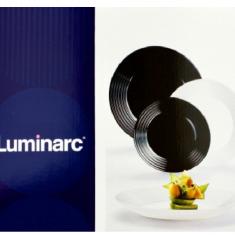Сервиз Luminarc HARENA Black & White 18 предметов