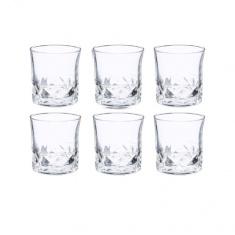 Набор низких стаканов Luminarc SANCY 6х300 мл.