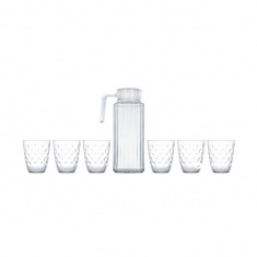 Набор для напитков Luminarc NEO DIAMOND 7 предметов
