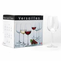 Набор бокалов для вина Luminarc VERSAILLES 6X360 мл.