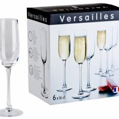 Набор бокалов для шампанского Luminarc VERSAILLES 6 предметов
