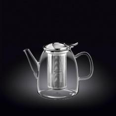 Заварочный чайник с металлическим фильтром Wilmax Thermo 600мл WL-888807