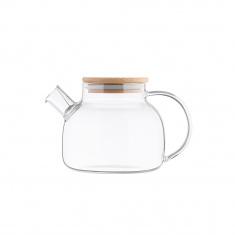 Чайник заварочный с бамбуковой крышкой Gemini Ardesto 1000 мл (AR3010GB)